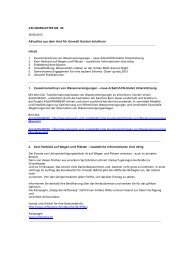 Newsletter 30 (20. September 2013) - Kanton Solothurn