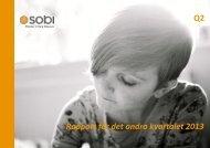 Rapport för det andra kvartalet 2013 Q2 - Sobi