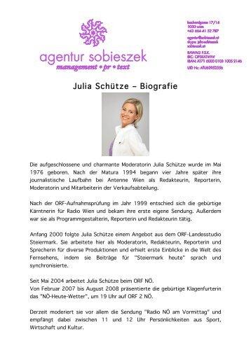 Julia Schütze Julia Schütze