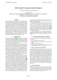 3DSim: Rapid Prototyping Ambient Intelligence - sOc-EUSAI 2005