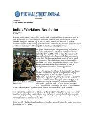 India's Workforce Revolution - Duke University
