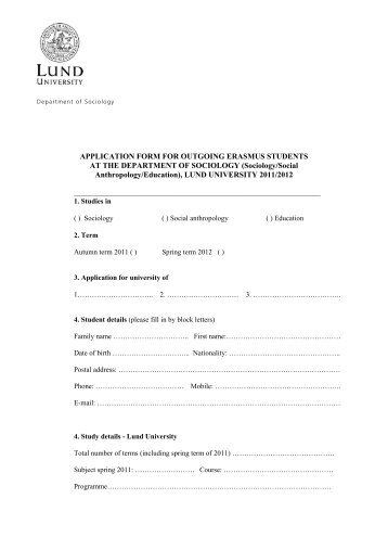 SOCRATES/ERASMUS STUDENT APPLICATION FORM ... on application to be my boyfriend, application error, application meaning in science, application database diagram, application service provider, application to join a club, application approved, application for rental, application to rent california, application clip art, application trial, application cartoon, application template, application for scholarship sample, application submitted, application for employment, application in spanish, application to join motorcycle club, application insights, application to date my son,