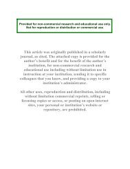 This article was originally published in a scholarly journal, as cited ...