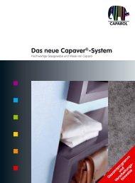 Das neue Capaver-System - Caparol