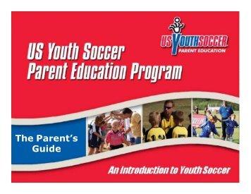 The Parent's Guide - SOCA