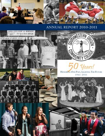 Annual Report 2011 - Southwestern Oregon Community College