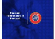 Tactical Tendencies in Football - Oregon Youth Soccer Association