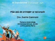 """""""Más allá de proteger al vacunado"""" - Sociedad Chilena de Infectología"""