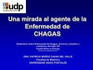 Una mirada al agente de la Enfermedad de Chagas