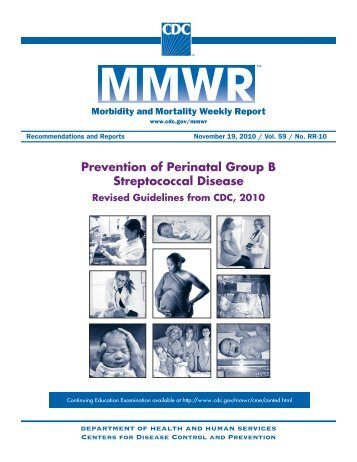 Prevention of Perinatal Group B Streptococcal ... - Penn Medicine