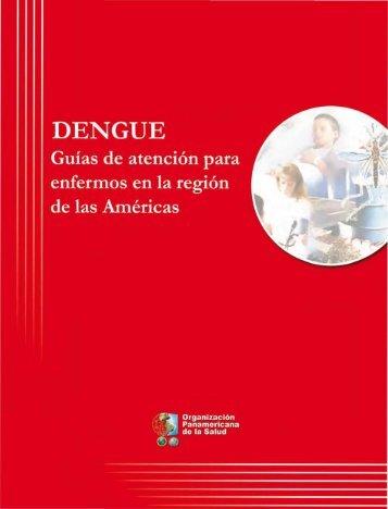 Guías de atención para enfermos en la región - PAHO/WHO