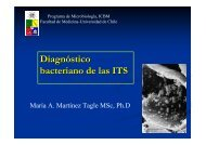 Diagnóstico bacteriano de las ITS