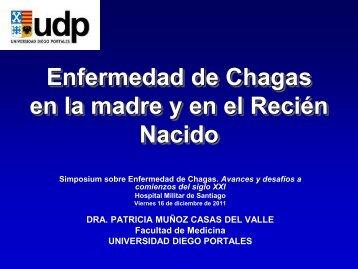 Enfermedad de Chagas en la madre y en el Recién Nacido