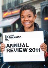 Annual Review 2011 - Social Enterprise UK