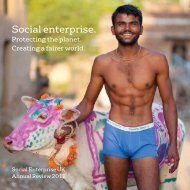 SEUK Annual Review 2012 - Social Enterprise UK