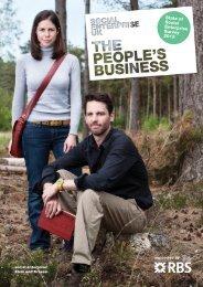 State of Social Enterprise Survey 2013 - Social Enterprise UK