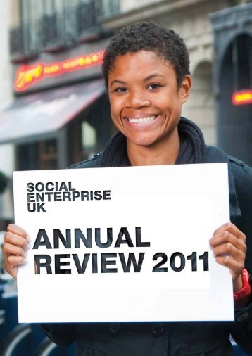 Annual Review 2011 - Social Enterprise UK