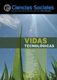 Dossier - Facultad de Ciencias Sociales - Universidad de Buenos ...