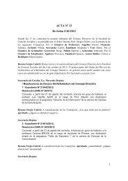 ACTA 13 del 02 10 12 - Facultad de Ciencias Sociales