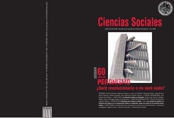 Número 64 - Facultad de Ciencias Sociales - Universidad de ...