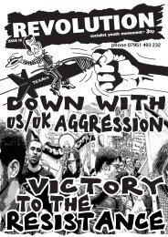 TEXACO - Revolution Socialist Youth
