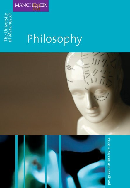 Philosophy at Manchester - School of Social Sciences - The ...