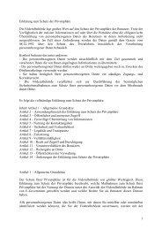 Datenschutzpolitik (.pdf)
