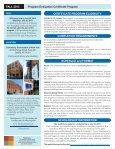 Program Evaluation Certificate Program - UB School of Social Work ... - Page 2
