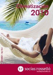 portada clima 2010.psd - Socías y Rosselló