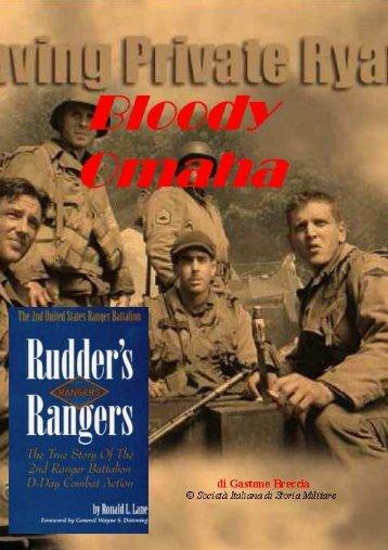 2013 BRECCIA Bloody Omaha - Societa italiana di storia militare