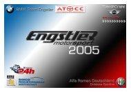 Alfa Romeo 147 JTD - DPM Div.3 - Engstler Motorsport