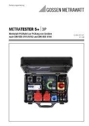 METRATESTER 5+3P - datatec Gmbh