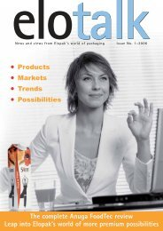 Elotalk 1/2006 - Elopak