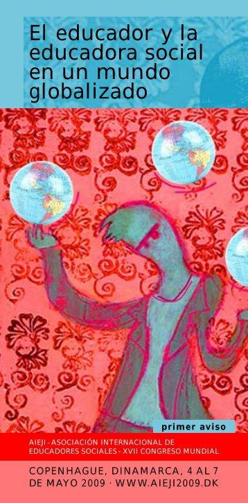 El educador y la educadora social en un mundo ... - aieji 2009