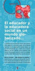 El educador y la educadora social en un mundo ... - aieji 2009 - Page 2
