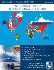 Download 2013 Edition - School of Social Sciences - University of ...