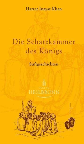Die Schatzkammer des Königs - Sufigeschichten (Leseprobe)