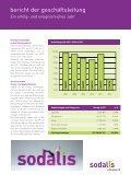 Geschäftsbericht 2012 - Sodalis Krankenversicherer - Seite 6