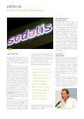 Mitgliederinfo Oktober 2009 - Sodalis Krankenversicherer - Seite 2