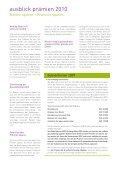 Mitgliederinfo Oktober 2009 - Sodalis Krankenversicherer - Seite 4