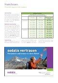 Mitgliederinfo Oktober 2010 - Sodalis Krankenversicherer - Seite 3