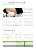 Mitgliederinfo Oktober 2010 - Sodalis Krankenversicherer - Seite 5