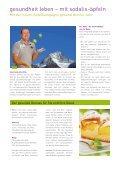 Mitgliederinfo Oktober 2011 - Sodalis Krankenversicherer - Seite 5