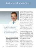 Geschäftsbericht 2008 - Sodalis Krankenversicherer - Seite 4