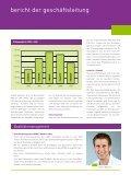 Geschäftsbericht 2009 - Sodalis Krankenversicherer - Seite 6