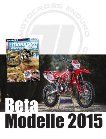 Beta Modelle 2015