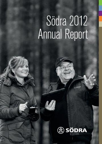 Södra annual report 2012
