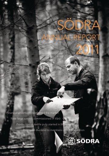 Södra annual report 2011