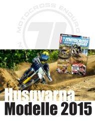 Husqvarna Modelle 2015