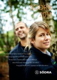 Södra 2011 incl financial report